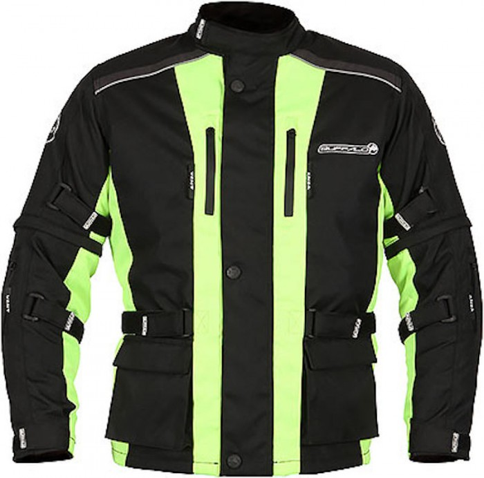 Also available in fluoro yellow/black