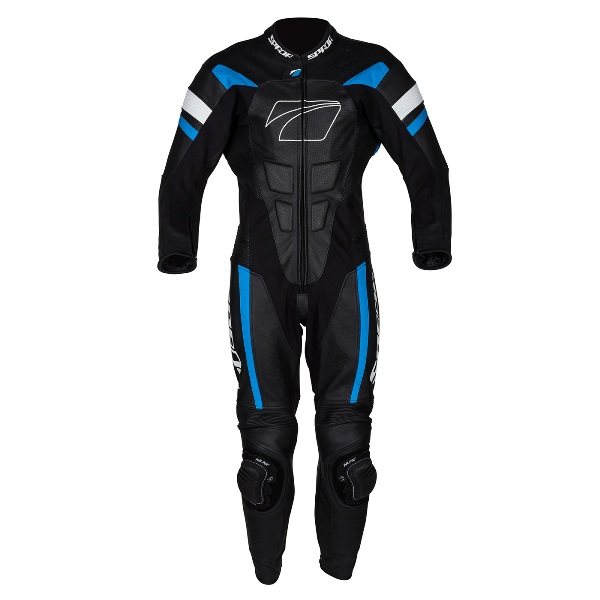It even comes with knee sliders