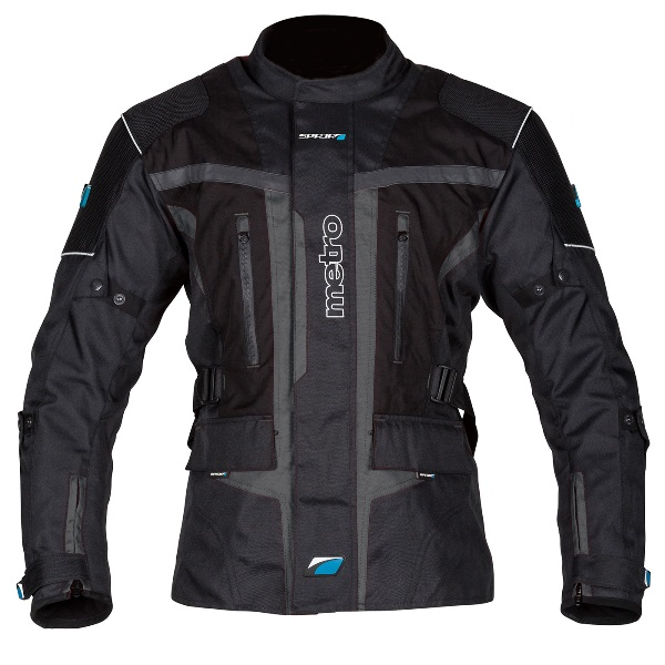 Perfect for when the weather heats up as the jacket has a cooling system in-built