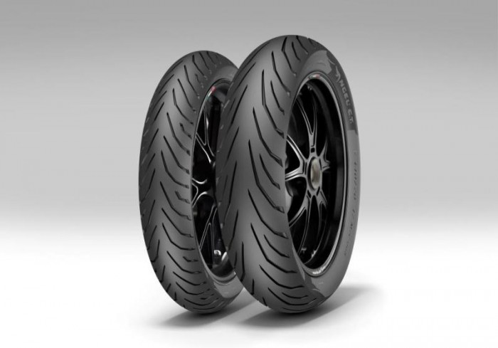 These are an evolution of the Angel GT tyre