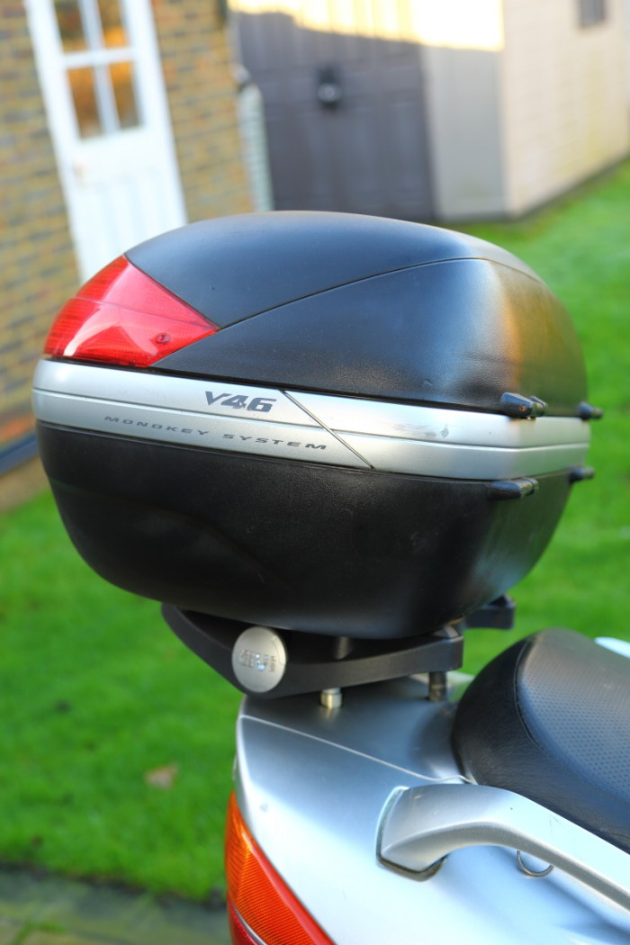 Boxing clever with Givi's V46