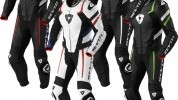 You can pretend to be a super fast racer with these leathers
