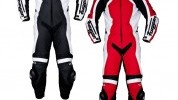 Feel like a pro motorbike racer in these leathers
