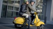 Being a smug, conventionally-attractive tosser on a shitbox yellow Vespa isn't compulsory, luckily for us