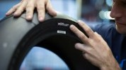 Guy Martin with his Racetec RR tyre