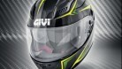 Givi X-Carbon in yellow