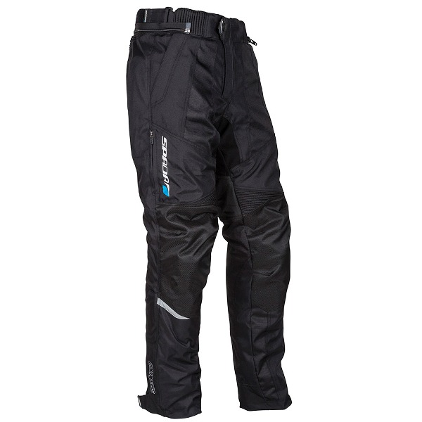 The Compass trousers have a waterproof lining