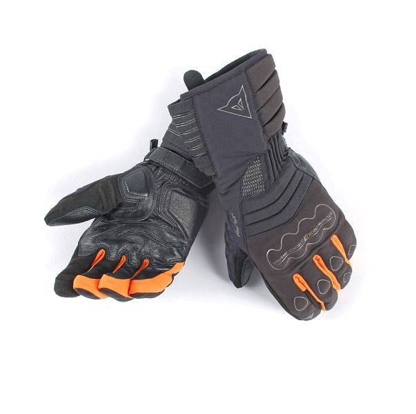 The gloves come in an array of colour combinations