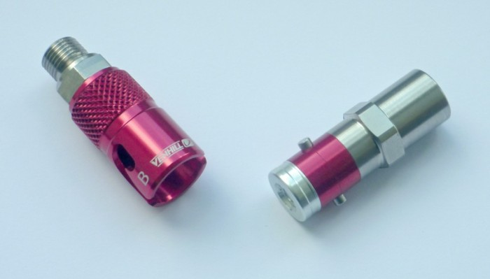 Venhill also offers a choice of female and in-line couplings